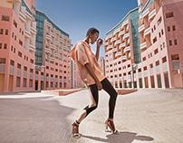 City Stride/ Cosmopolitan