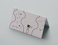 台中歌劇院 TMOH X Cherng Invitation card