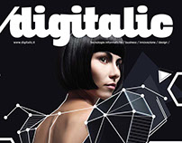 Cover Digitalic Magazine /11/2016_ n.56