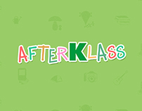 AfterKlass Project : Mobile App