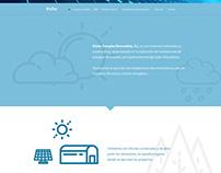 Diseño Web para Biotec
