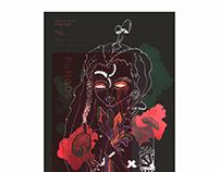 |FÜNGUS| illustration poster