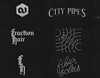 Typography Logo 2018-2019