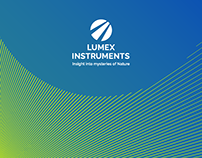 LUMEX | Rebranding logotype