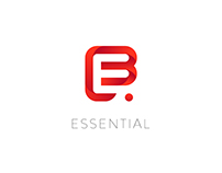 "Logo ""B. Essential"" Calzature"