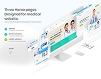 Medico - Medical Health, Dental and Clinical theme