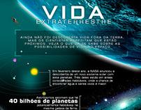 Infografico - Gshow, vida extraterrestre