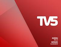 TV 5 Branding