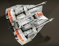 Star Wars Battlefront - Snowspeeder