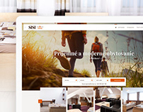 Sisi - Branding and unified web design