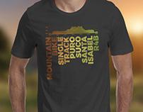 T-Shirt Layout for R4B - Vitória - ES