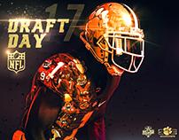 2017 Draft Day: by Brett Gemas