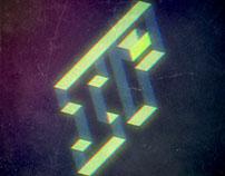 I.P. Personal Isometric Logo