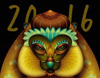 2016‧金猴x金厚 HAPPY NEWYEAR!!
