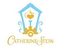 Catherine Stein Logo and Author Photo 2018