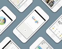 Google Product Evolution