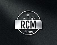 Identidade Visual - RCM Films