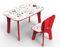 Doodle Furniture ~ For Kids