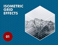 Isometric Grid Effects