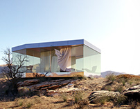 Desert Exterior.
