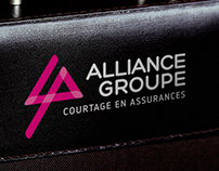 Branding • Alliance Groupe