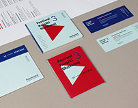 Festiwal Książki Słuchanej — Branding