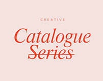 Creative - Catalogue Series