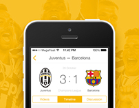 Juventus Fan Club App