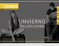 """Diseño web """"CROMOX"""""""