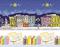 Christmas cards (selection)