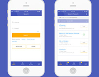 Shine jobs iOS app