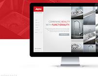 Jayna Website Redesign