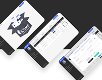 UI Redesign + Styleguide - SCGP - Patrimonial Control