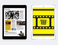 Matéria Especial 100 Filmes - Revista Monet [GLOBO]