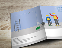 Brochure Design - Illustration