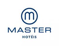 Tarifas especiais Master Hotéis