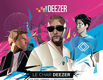 Deezer Technoparade 2015