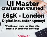 UI Master Crafter