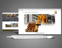 Website Design for Contractor