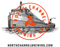 North Channel Brewing Co. Logo by Steven Noble
