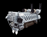 Yacht engine for VR