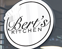 Bert's Kitchen project