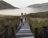 """ Let's go on an adventure!"""