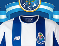 FC Porto 2017/2018 Branding