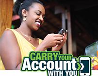 KCB MOBI App Campaign