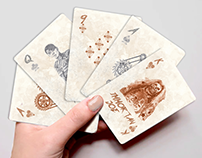 Mad Max - Playing Cards