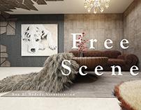 Warm modern-corner design