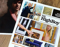 The HighBoy | Print Ads