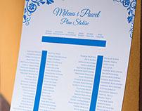 Table Plan na własne wesele