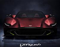 Mid Engined Vantage Concept